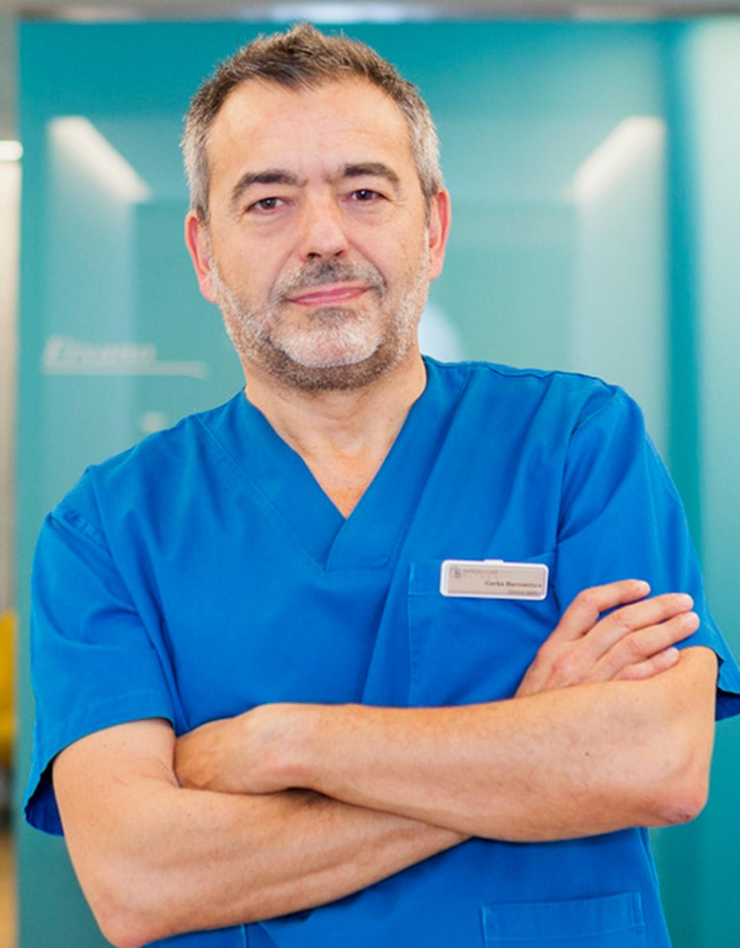 Gorka Barrenetxea Ziarrusta M.D., Ph.D.